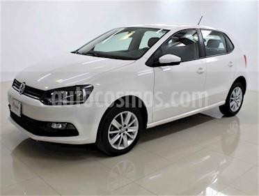 Volkswagen Polo 1.6L Base 4P Ac usado (2018) color Blanco precio $159,000