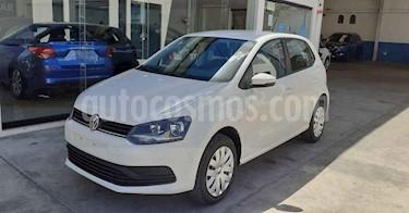 Volkswagen Polo 5p Startline L4/1.6 Aut usado (2019) color Blanco precio $169,800