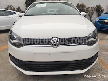 Volkswagen Polo 1.6L Base 5P usado (2018) color Blanco precio $159,900