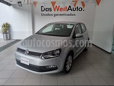Foto Volkswagen Polo 1.6L Comfortline 5P usado (2019) color Plata precio $229,000