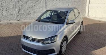 Volkswagen Polo 5p Startline L4/1.6 Aut usado (2019) color Plata precio $182,900