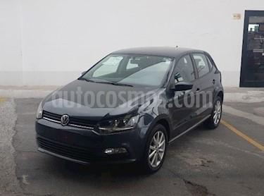Volkswagen Polo 1.6L Base 4P usado (2019) color Gris Oscuro precio $229,000