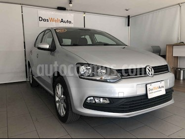 Volkswagen Polo 5p Design & Sound L4/1.6 Man usado (2020) color Plata precio $230,000