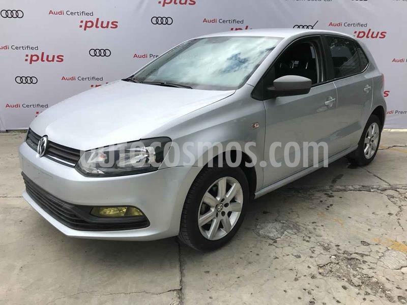 Volkswagen Polo 1.6L usado (2015) color Plata precio $127,000
