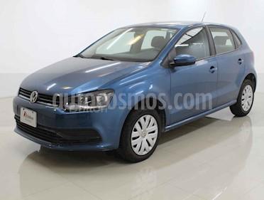 Volkswagen Polo Startline Tiptronic usado (2019) color Azul precio $175,000