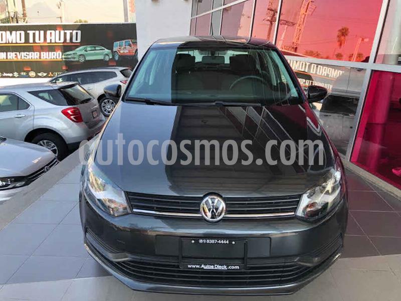 Volkswagen Polo Startline Tiptronic usado (2019) color Gris precio $199,000