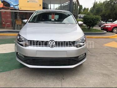 Volkswagen Polo 5p Design & Sound L4/1.6 Aut usado (2020) color Plata precio $231,990