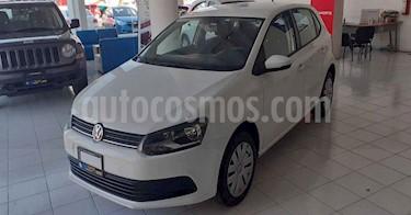 Volkswagen Polo 5p Startline L4/1.6 Aut usado (2019) color Blanco precio $182,900