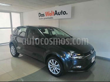 Volkswagen Polo Design & Sound usado (2020) color Blanco precio $220,000
