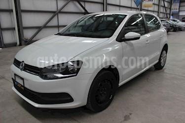 Volkswagen Polo 1.6L Base 5P usado (2019) color Blanco precio $179,900