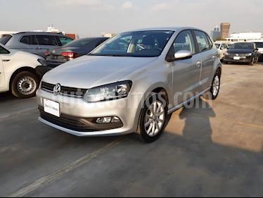 Volkswagen Polo 1.6L Comfortline 5P usado (2020) color Plata precio $249,000