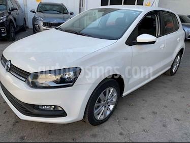 Volkswagen Polo 1.6L Base 4P Ac usado (2018) color Blanco precio $165,000