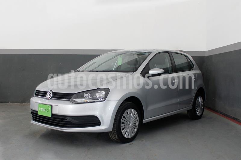 Volkswagen Polo 1.6L Base 5P Ac usado (2020) color Plata Dorado precio $217,650