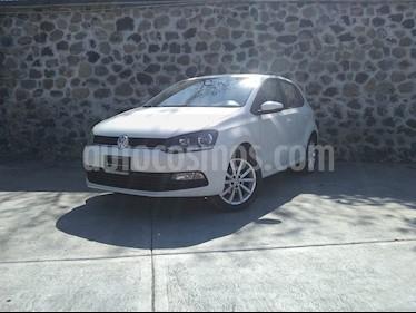 Volkswagen Polo 1.6L Comfortline 5P usado (2019) color Blanco precio $230,000