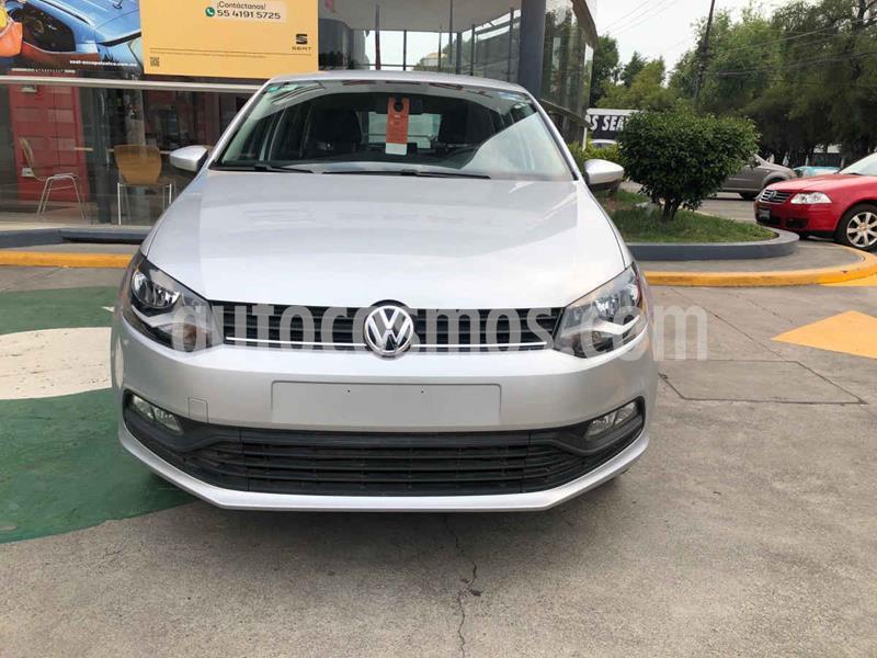 Volkswagen Polo Disign & Sound Tiptronic usado (2020) color Plata precio $226,990
