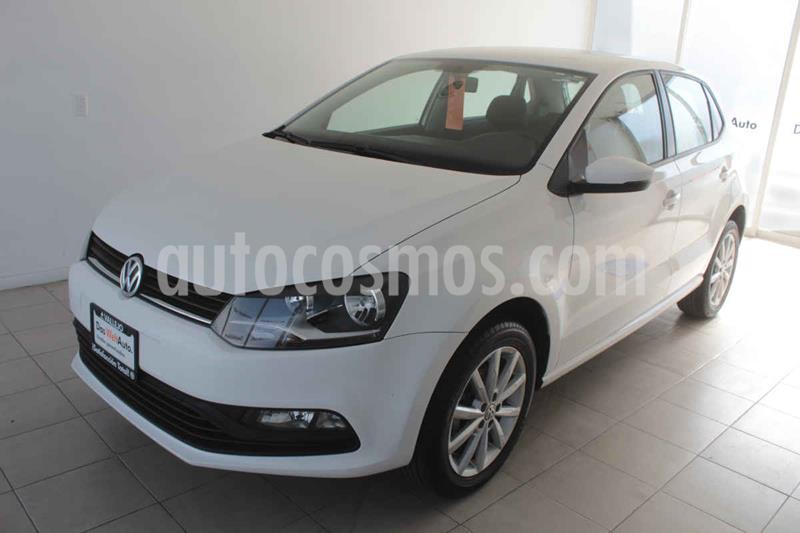 Volkswagen Polo Design & Sound usado (2020) color Blanco precio $225,000