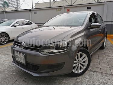 Volkswagen Polo 1.6L Comfortline 5P usado (2014) color Gris precio $145,000