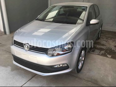Volkswagen Polo 5p Design & Sound L4/1.6 Man usado (2020) color Plata precio $233,000