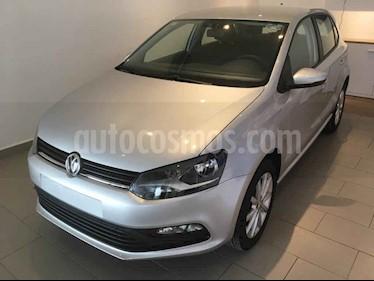 Volkswagen Polo 5p Startline L4/1.6 Man usado (2020) color Plata precio $202,000