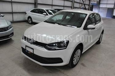 foto Volkswagen Polo 1.6L Base 5P usado (2019) color Blanco precio $179,900