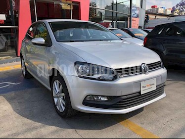 Volkswagen Polo 5p Design & Sound L4/1.6 Man usado (2019) color Plata precio $198,990