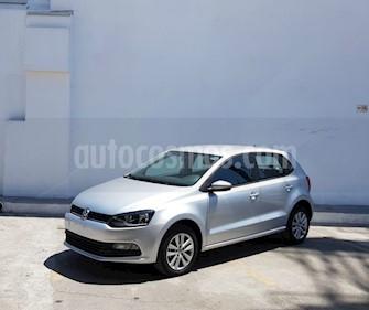 Volkswagen Polo 1.6L Base 4P usado (2019) color Plata precio $245,000