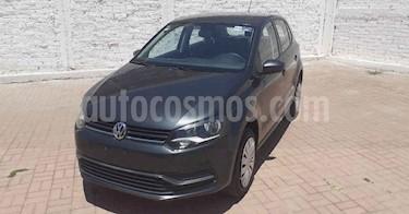 foto Volkswagen Polo 5p Design & Sound L4/1.6 Aut usado (2019) color Gris precio $169,800