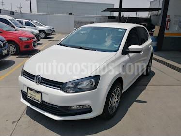 Volkswagen Polo 1.6L Base 5P usado (2015) color Blanco precio $145,000