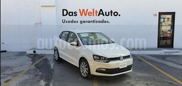 Volkswagen Polo 1.6L Base 4P usado (2020) color Blanco precio $235,000
