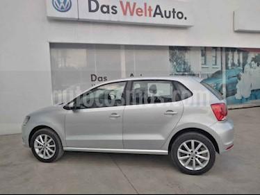 foto Volkswagen Polo 5p Design & Sound L4/1.6 Aut usado (2019) color Plata precio $238,000