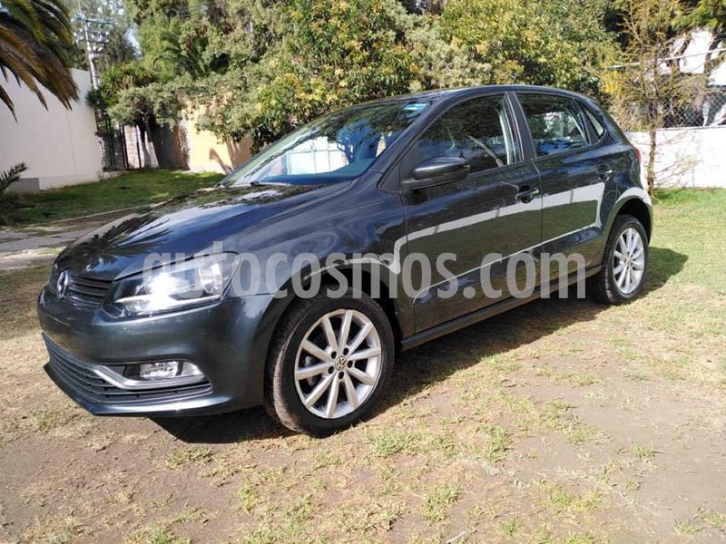 Volkswagen Polo Disign & Sound Tiptronic usado (2020) color Gris precio $210,000