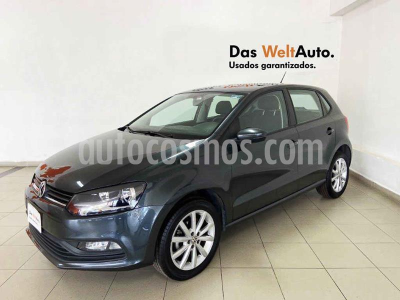 Foto Volkswagen Polo Design & Sound usado (2020) color Gris precio $209,964