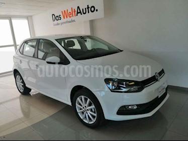 Volkswagen Polo Disign & Sound Tiptronic usado (2020) color Blanco precio $240,000