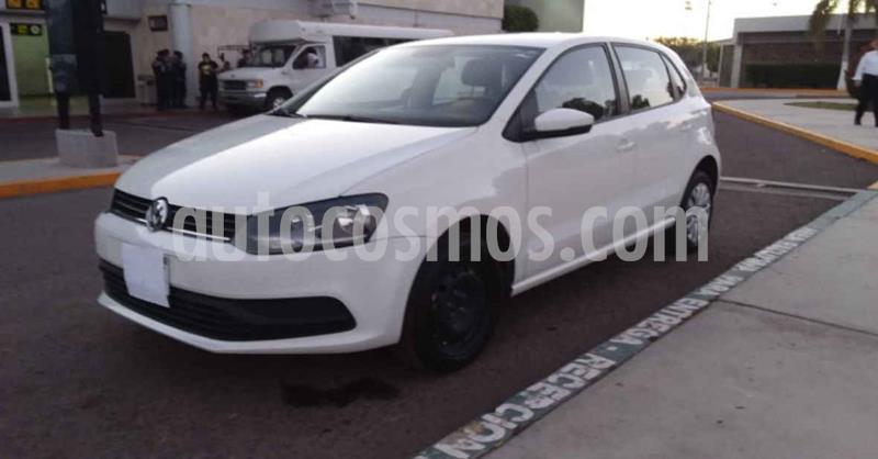 Volkswagen Polo Startline Tiptronic usado (2019) color Blanco precio $159,900