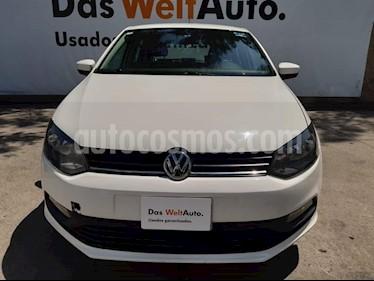 Volkswagen Polo 1.6L Base 4P usado (2015) color Blanco precio $140,000