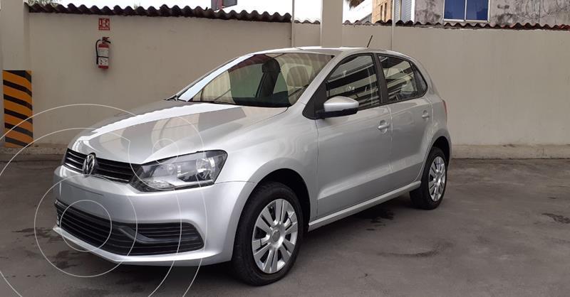 Volkswagen Polo 1.6L Base 4P usado (2019) color Plata Dorado precio $159,900