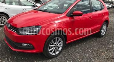 Volkswagen Polo 1.6L Comfortline 5P usado (2019) color Rojo precio $209,000