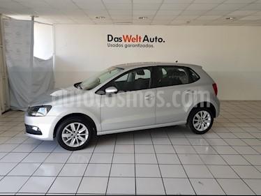 Volkswagen Polo 1.6L Comfortline 5P usado (2018) color Plata precio $204,900