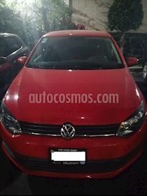 Volkswagen Polo 1.6L Comfortline 5P usado (2016) color Rojo precio $165,000