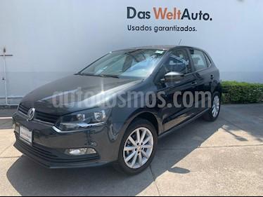 Volkswagen Polo 1.6L Comfortline 5P usado (2019) color Gris precio $219,900