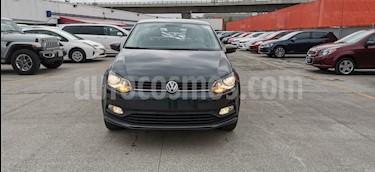 Volkswagen Polo 1.6L Comfortline 5P usado (2019) color Gris precio $189,000
