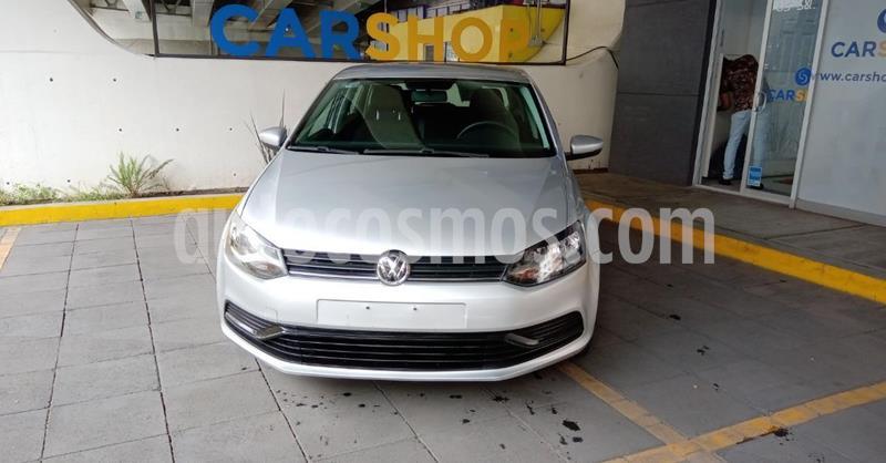 Volkswagen Polo 1.6L Comfortline 5P usado (2019) color Plata Dorado precio $159,900