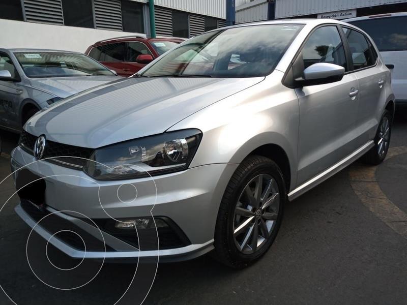 Foto Volkswagen Polo 1.6L Comfortline 5P usado (2020) color Plata Dorado precio $275,500
