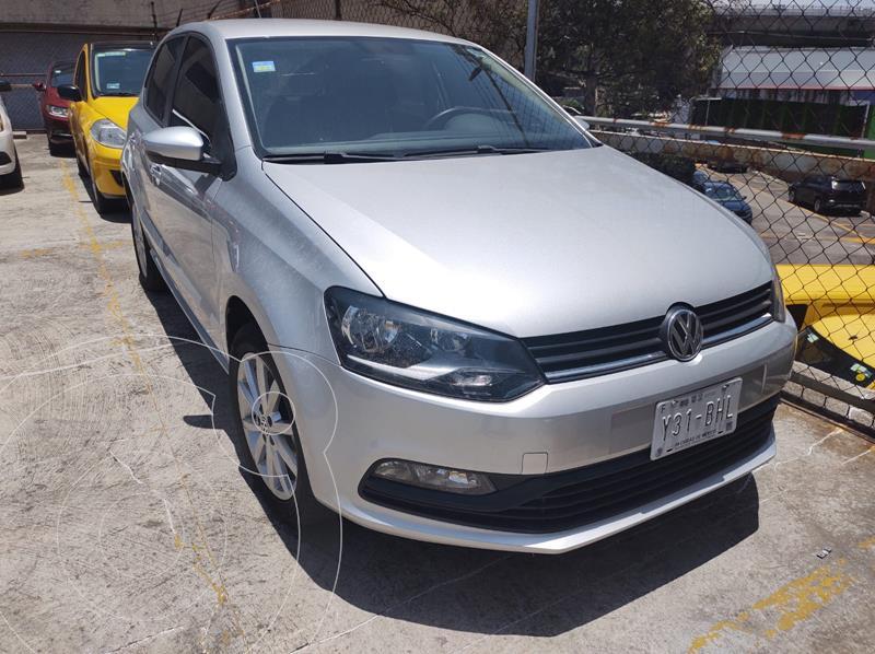 Foto Volkswagen Polo COMFORTLINE PLUS L4 1.6L ABS BA AC TM usado (2020) color Plata precio $238,000