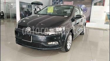 Volkswagen Polo 5p TSI L4/1.2/T Aut usado (2016) color Gris precio $178,000