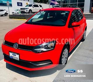 Volkswagen Polo STARTLINE TIPTRONIC usado (2019) color Rojo precio $175,000