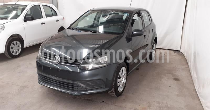 Volkswagen Polo 1.6L Comfortline 5P usado (2019) color Gris precio $159,900