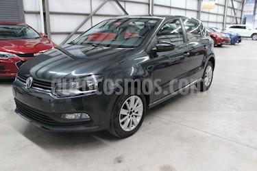 Volkswagen Polo 1.6L Base 5P usado (2018) color Gris precio $158,900