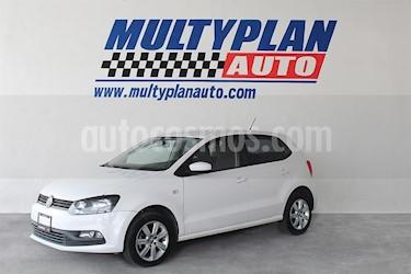 Volkswagen Polo 1.6L usado (2015) color Blanco precio $158,000