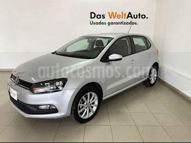 Volkswagen Polo 5p Design & Sound L4/1.6 Man usado (2019) color Plata precio $208,848